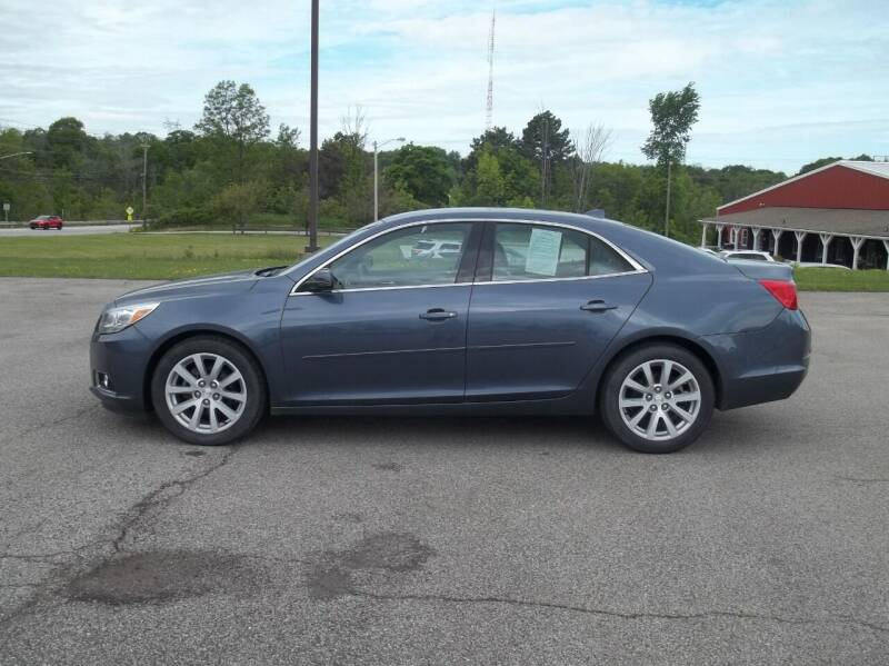 2013 Chevrolet Malibu for sale at Rt. 44 Auto Sales in Chardon OH