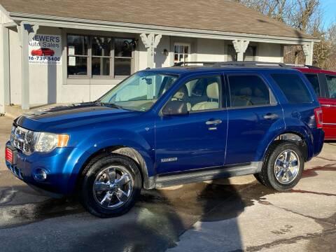 2008 Ford Escape for sale at Brewer's Auto Sales in Greenwood MO