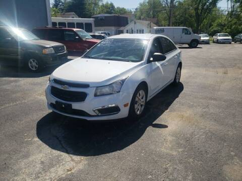 2015 Chevrolet Cruze for sale at JC Auto Sales in Belleville IL