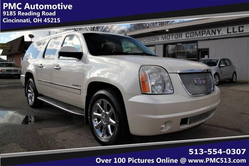 2012 GMC Yukon XL for sale at PMC Automotive in Cincinnati OH