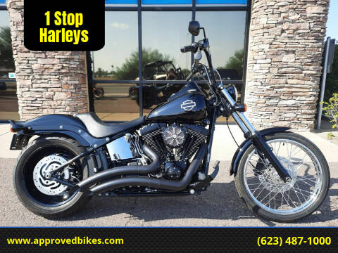 2008 Harley-Davidson Softail Custom FXSTC for sale at 1 Stop Harleys in Peoria AZ