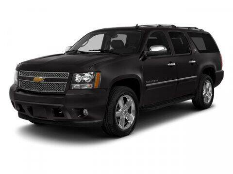 2014 Chevrolet Suburban for sale at Vogue Motor Company Inc in Saint Louis MO