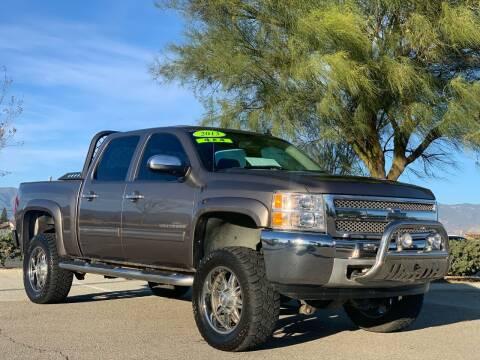 2013 Chevrolet Silverado 1500 for sale at Esquivel Auto Depot in Rialto CA