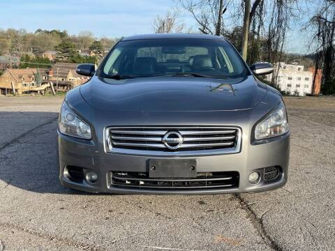 2014 Nissan Maxima for sale at Car ConneXion Inc in Knoxville TN