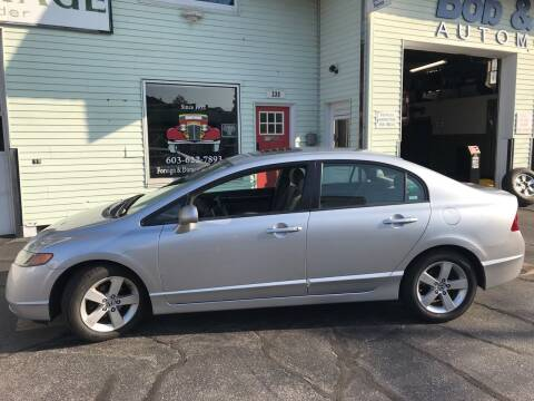 2008 Honda Civic for sale at Bob & Sons Automotive Inc in Manchester NH