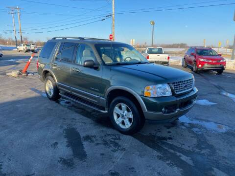 2004 Ford Explorer for sale at Franklin Motors in Franklin WI