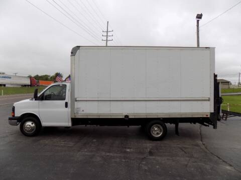 2014 Chevrolet Express Cutaway for sale at MYLENBUSCH AUTO SOURCE in O'Fallon MO