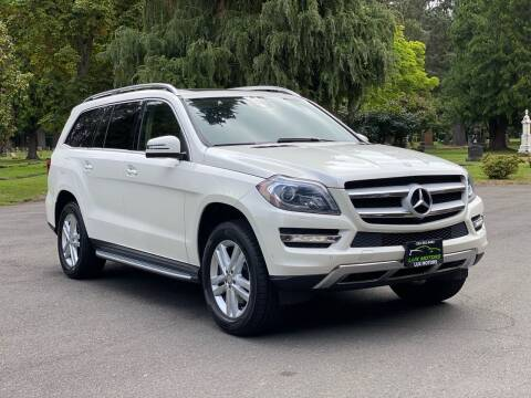 2015 Mercedes-Benz GL-Class for sale at Lux Motors in Tacoma WA