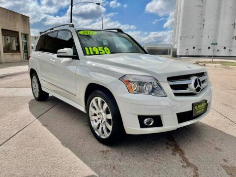 2011 Mercedes-Benz GLK for sale at Island Auto Express in Grand Island NE