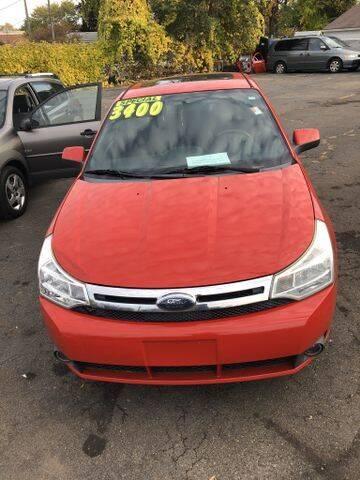 2008 Ford Focus for sale at Mastro Motors in Garden City MI