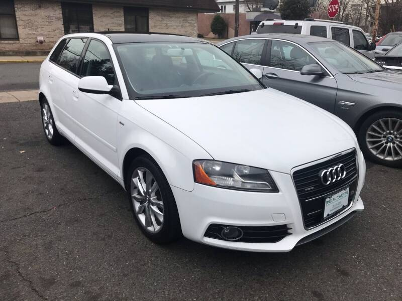 2011 Audi A3 for sale at DNS Automotive Inc. in Bergenfield NJ