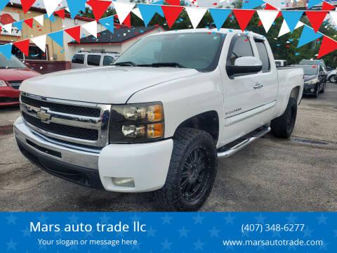 2011 Chevrolet Silverado 1500 for sale at Mars auto trade llc in Kissimmee FL