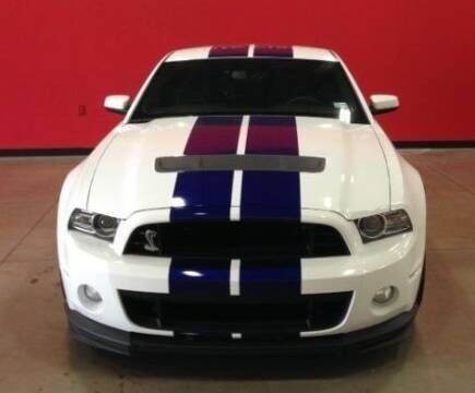 2014 Shelby GT500 for sale at Classic Car Deals in Cadillac MI