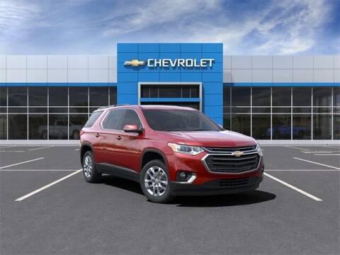 2021 Chevrolet Traverse for sale at Bob Clapper Automotive, Inc in Janesville WI