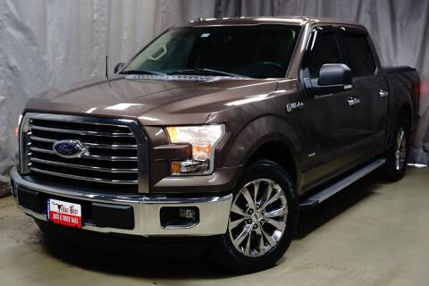 2015 Ford F-150 for sale at Fincher's Texas Best Auto & Truck Sales in Houston TX