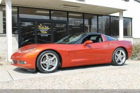 2005 Chevrolet Corvette for sale at Corvette Mike New England in Carver MA