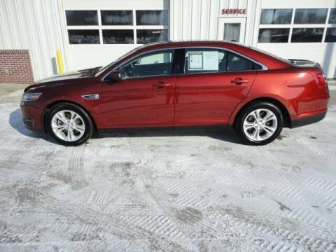2014 Ford Taurus for sale at Quality Motors Inc in Vermillion SD