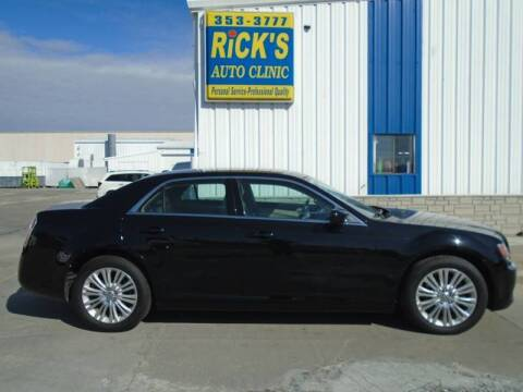 2013 Chrysler 300 for sale at Rick's Auto Clinic Inc. in Raytown MO