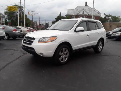 2009 Hyundai Santa Fe for sale at Sarchione INC in Alliance OH
