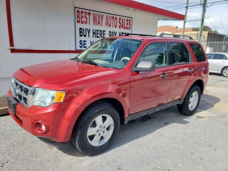 2009 Ford Escape for sale at Best Way Auto Sales II in Houston TX