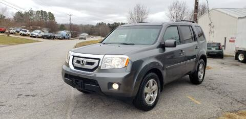 2011 Honda Pilot for sale at ALL AUTOS in Greer SC