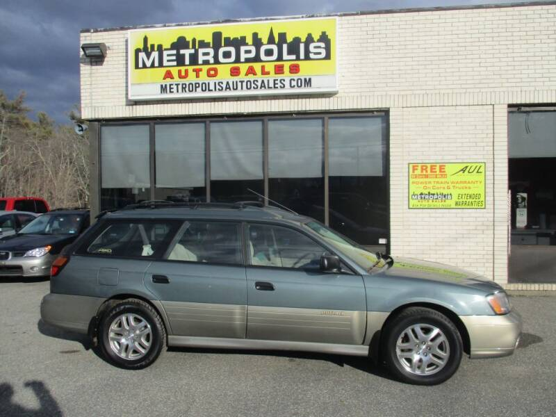 2000 Subaru Outback for sale at Metropolis Auto Sales in Pelham NH