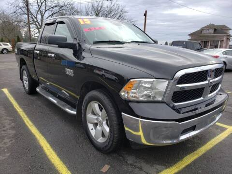 2015 RAM Ram Pickup 1500 for sale at Low Price Auto and Truck Sales, LLC in Salem OR