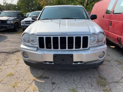 2007 Jeep Grand Cherokee for sale at ALVAREZ AUTO SALES in Des Moines IA