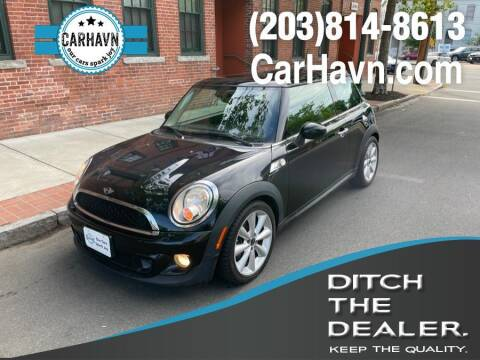 2013 MINI Hardtop for sale at CarHavn in New Haven CT