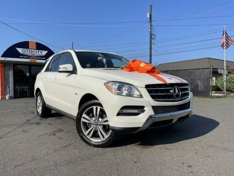 2012 Mercedes-Benz M-Class for sale at OTOCITY in Totowa NJ