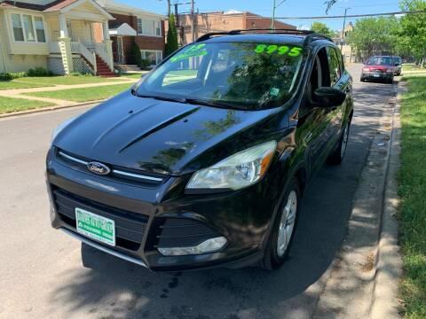 2013 Ford Escape for sale at Barnes Auto Group in Chicago IL