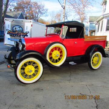 1929 Ford Model A for sale at Carroll Street Auto in Manchester NH