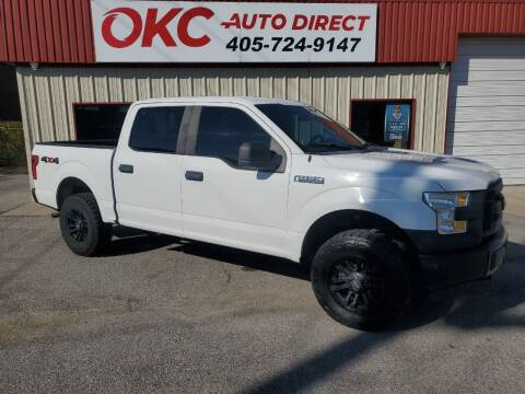 2015 Ford F-150 for sale at OKC Auto Direct, LLC in Oklahoma City OK