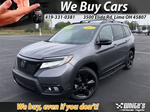 2019 Honda Passport for sale at White's Honda Toyota of Lima in Lima OH