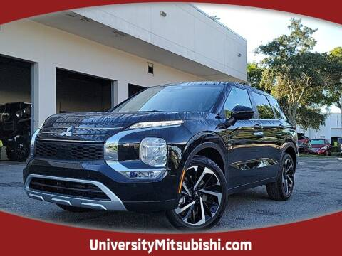 2022 Mitsubishi Outlander for sale at University Mitsubishi in Davie FL