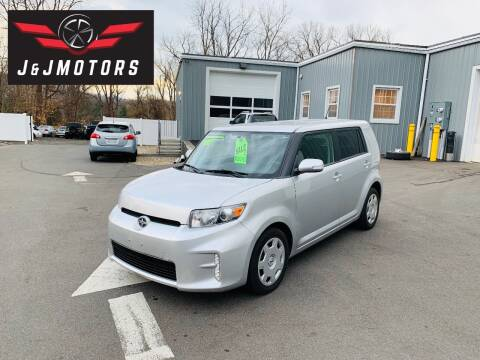 2014 Scion xB for sale at J & J MOTORS in New Milford CT