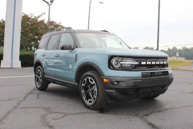 2021 Ford Bronco Sport for sale in Winston Salem, NC