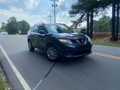 2016 Nissan Rogue for sale at THE AUTO FINDERS in Durham NC