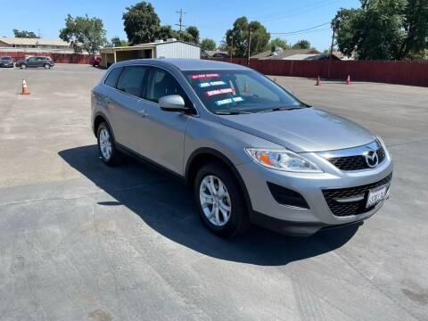 2011 Mazda CX-9 for sale at Mega Motors Inc. in Stockton CA