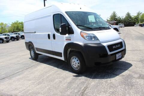 2019 RAM ProMaster Cargo for sale at BROADWAY FORD TRUCK SALES in Saint Louis MO