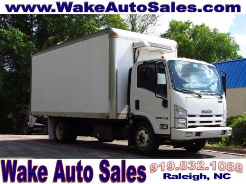 2011 Isuzu NPR for sale at Wake Auto Sales Inc in Raleigh NC