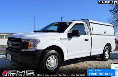 2018 Ford F-150 for sale at Cali Motor Group in Gilroy CA