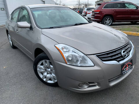 2012 Nissan Altima for sale at JerseyMotorsInc.com in Teterboro NJ