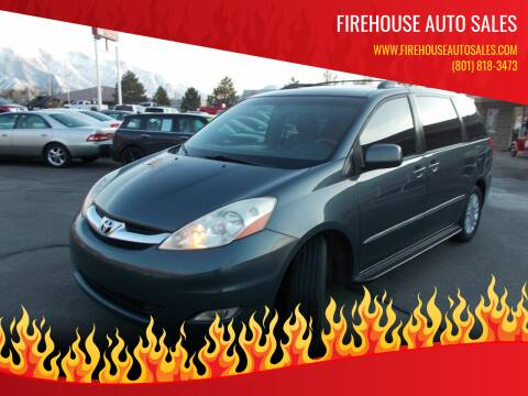 2009 Toyota Sienna for sale at Firehouse Auto Sales in Springville UT