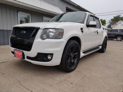 2009 Ford Explorer Sport Trac for sale at Habhab's Auto Sports & Imports in Cedar Rapids IA