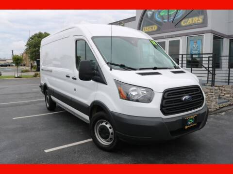 2018 Ford Transit Cargo for sale at AUTO POINT USED CARS in Rosedale MD
