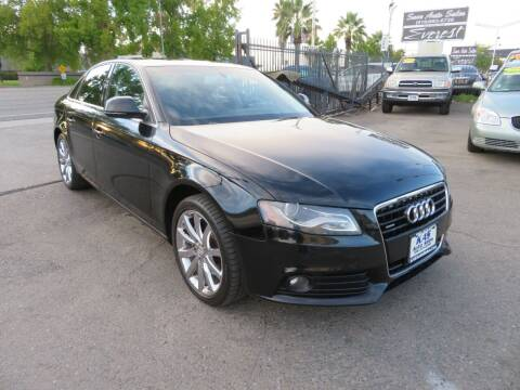 2009 Audi A4 for sale at KAS Auto Sales in Sacramento CA