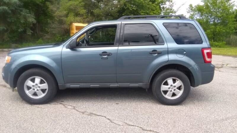 2010 Ford Escape for sale at J & S Motors in Chardon OH