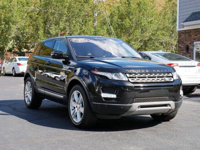 2014 Land Rover Range Rover Evoque for sale at Canton Auto Exchange in Canton CT
