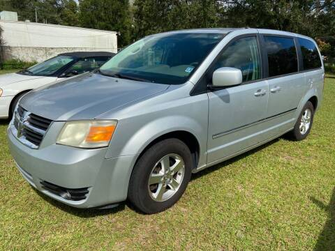 2008 Dodge Grand Caravan for sale at Massey Auto Sales in Mulberry FL